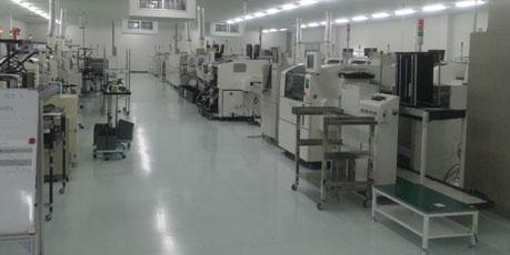 TET工場内部(製造1課)